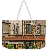 Hotel Central In Beaune France Weekender Tote Bag