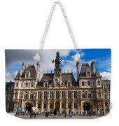 Hotel De Ville The Paris City Hall Weekender Tote Bag