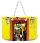 Hotel Estancia - Ajijic - Mexico Weekender Tote Bag