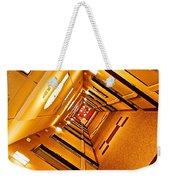 Hotel Hallway Weekender Tote Bag