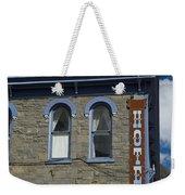 Hotel In Silverton Weekender Tote Bag