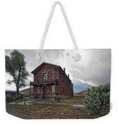 Hotel Meade - Bannack Ghost Town - Montana Weekender Tote Bag