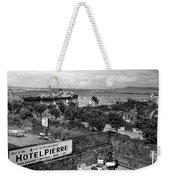 Hotel Pierre Dun Laoghaire 1958 Weekender Tote Bag