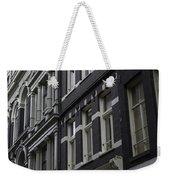 Hotel Rooms Clean And Simple Amsterdam Weekender Tote Bag