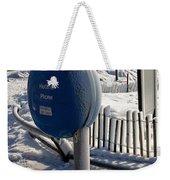 Hotline Weekender Tote Bag