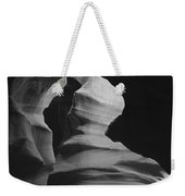 Hour Glass Bw Weekender Tote Bag