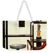 House And Garden Cover Featuring A Chinese Weekender Tote Bag