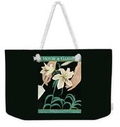 House And Garden Garden Furnishings Number Weekender Tote Bag