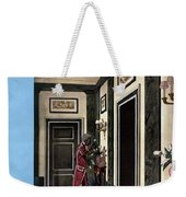 House And Garden Household Equipment Number Weekender Tote Bag