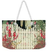 House And Garden Small House Number Weekender Tote Bag