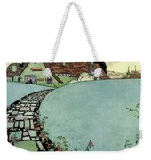 House And Garden Spring Garden Guide Weekender Tote Bag