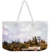House Boat Weekender Tote Bag