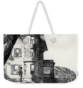 House By A River Weekender Tote Bag