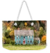 House By The Woods Weekender Tote Bag
