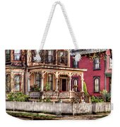 House - Country Victorian Weekender Tote Bag
