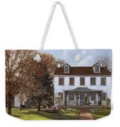 house Du Portail  Weekender Tote Bag by Guido Borelli