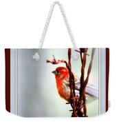 House Finch - Finch 2241-004 Weekender Tote Bag