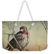 House Finch Two Weekender Tote Bag
