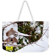 House For Rent Weekender Tote Bag