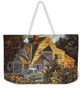 House In Christiansburg Weekender Tote Bag