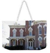 House In Denison Texas Weekender Tote Bag
