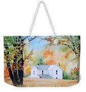 House In The Meadow Weekender Tote Bag