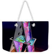 House Of Cards			 Weekender Tote Bag