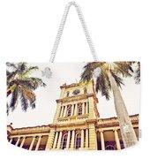 House Of Heavenly Kings Weekender Tote Bag