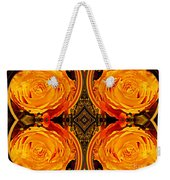 House Of Roses Weekender Tote Bag