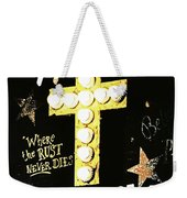 House Of Rust Weekender Tote Bag