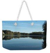 House On The Pond Weekender Tote Bag