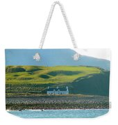 House On The Shore Weekender Tote Bag