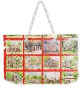 House Rendering Card Weekender Tote Bag
