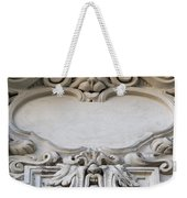 House Sign - Relief Weekender Tote Bag