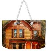 House - Victorian - The Wayward Inn Weekender Tote Bag
