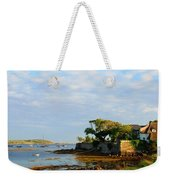 House With A View Weekender Tote Bag
