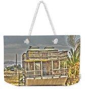 Houseboat 2 Weekender Tote Bag