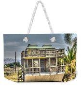 Houseboat 3 Weekender Tote Bag