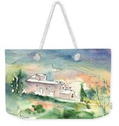 Houses In Montepulciano In Tuscany 02 Weekender Tote Bag