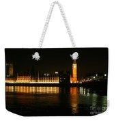 Houses Of Parliament - London Weekender Tote Bag