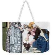 Housewife, 1811 Weekender Tote Bag
