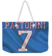 Houston Oilers Dan Pastorini Weekender Tote Bag