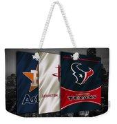 Houston Sports Teams Weekender Tote Bag