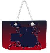Houston Texans Drum Set Weekender Tote Bag