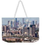 Houston Texas Weekender Tote Bag