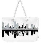 Houston Tx 4 Weekender Tote Bag