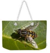 Hoverfly Weekender Tote Bag