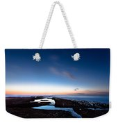 Hovering In The Sky Weekender Tote Bag
