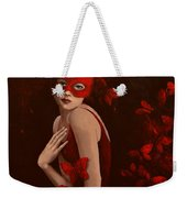 How Long Do Butterflies Live Weekender Tote Bag by Dorina  Costras