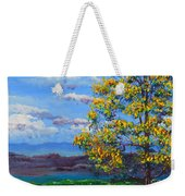 How Lovely Is Your Dwelling Place Weekender Tote Bag